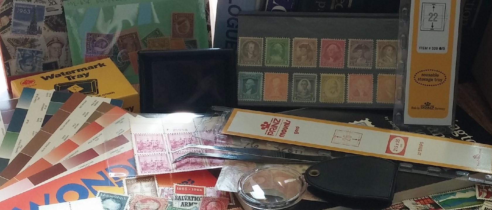 What is Stamp Collecting?