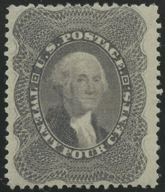 Original 24 Cent Washington Stamp