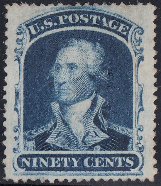 Original 90 Cent Washington Stamp