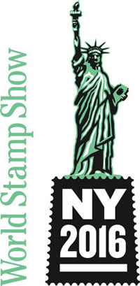 World Stamp Show Logo