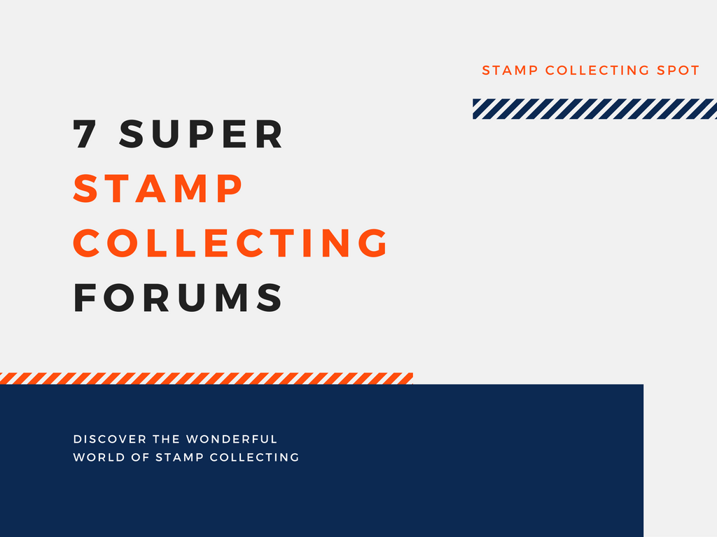 7 Super Stamp Collecting Forums