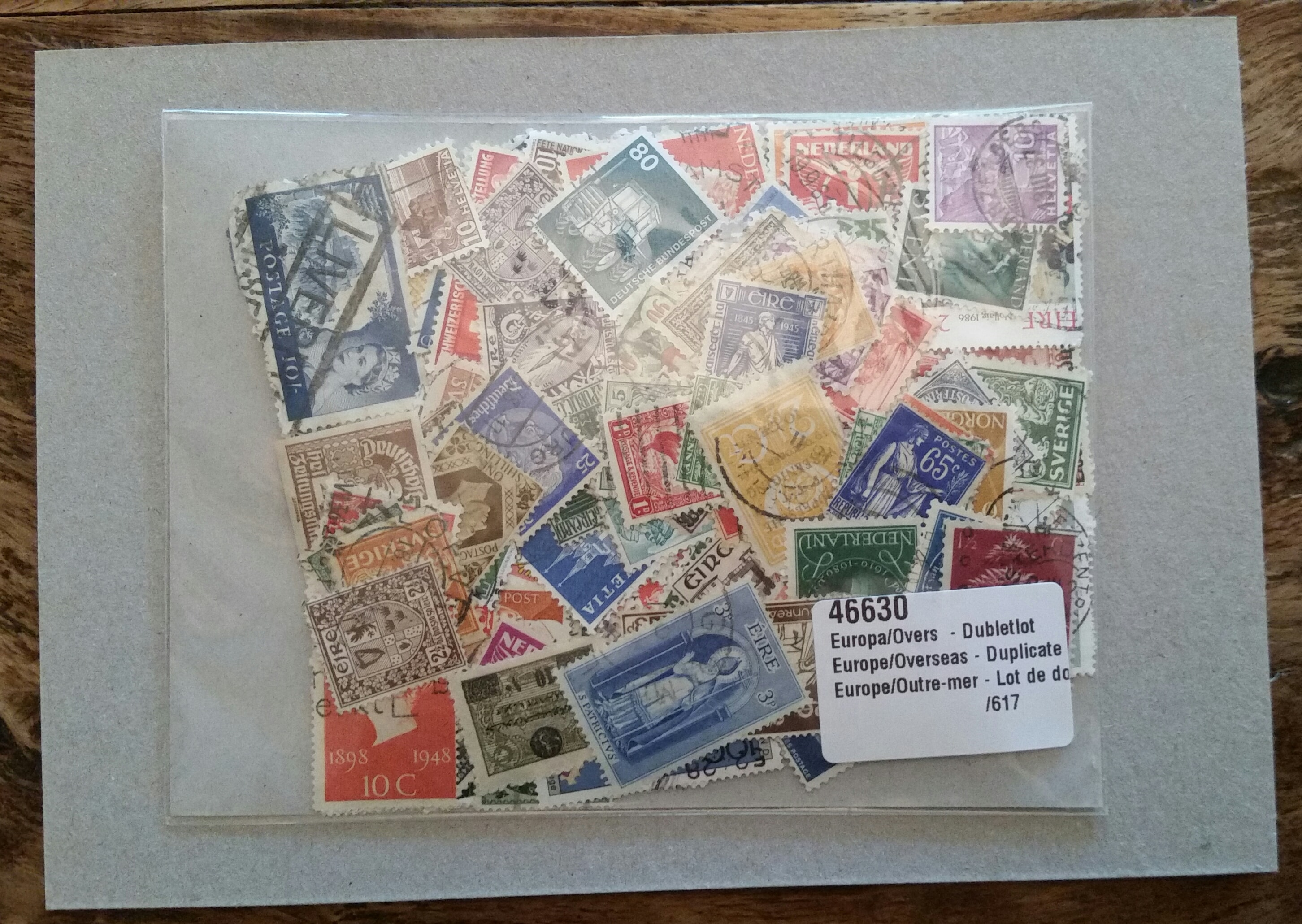 Nordfrim stamp lot for review