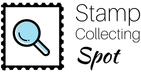 Stamp Collecting Spot Logo